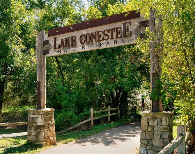Enjoy Trails, Picnics, and More at Conestee Park