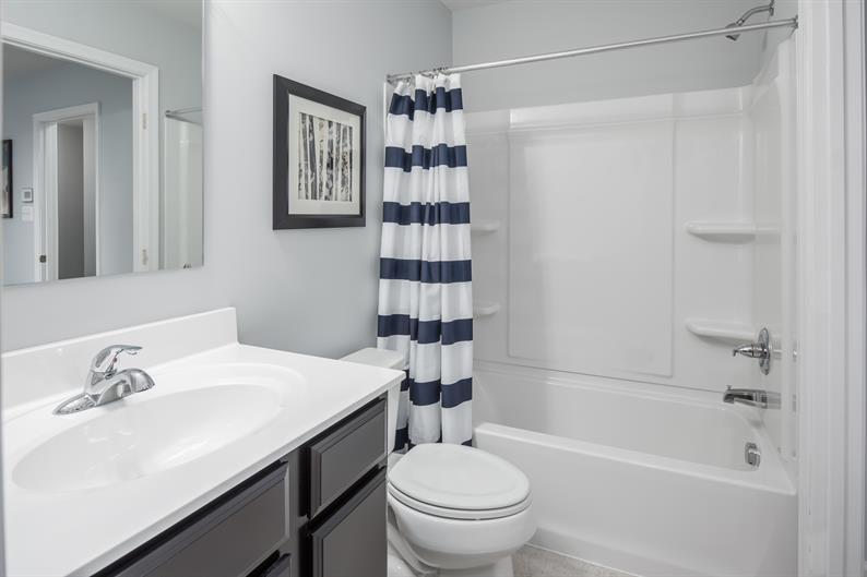Second Bath Convenience
