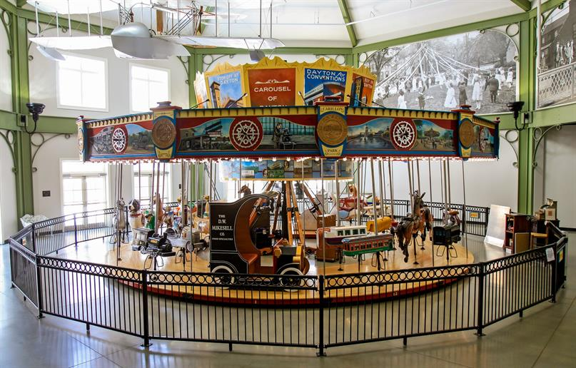 CARILLON HISTORICAL PARK FOR FAMILY FUN AND AMUSEMENT ONLY MINUTES AWAY
