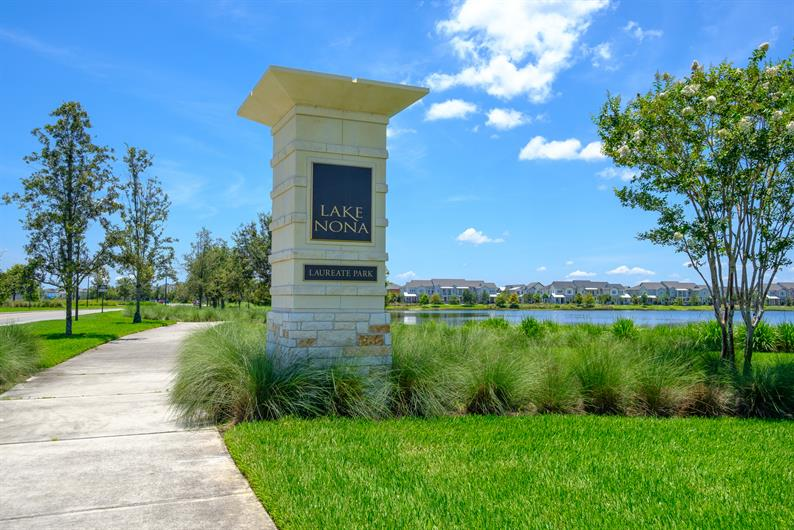 Creekside Located Only 4 Miles From Lake Nona