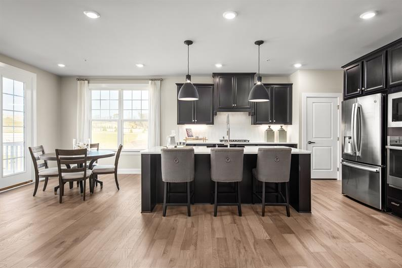 CHOOSE FROM THREE HOME DESIGNS