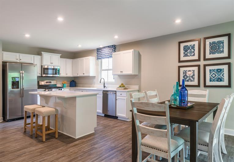 OPEN CONCEPT RANCH LIVING WITH AN AVAILABLE FULL WALKOUT BASEMENT