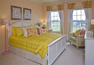 Remington Place Guest Bedroom