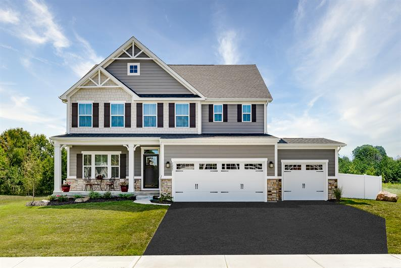 Welcome Home to Clublands of Antioch Legends - Homesites Available Today!