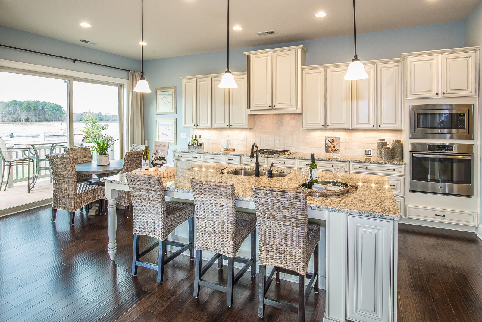 New Seabrook Home Model At Redden Ridge Rehoboth Beach In