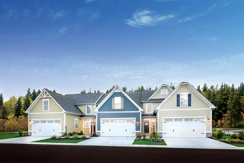 2-Story Townhome Options