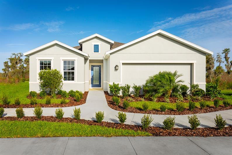 Offering One- and Two- Story Homes in Duval County
