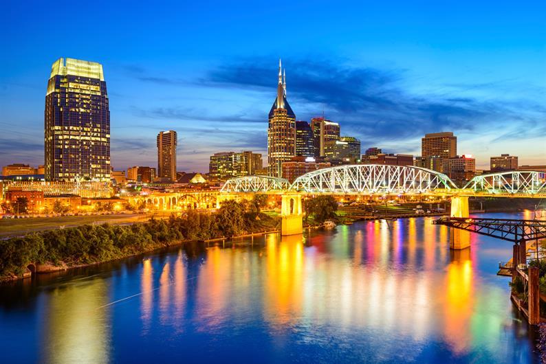 Enjoy Proximity to Downtown Nashville