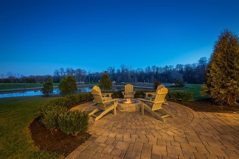 Unwind in your backyard oasis