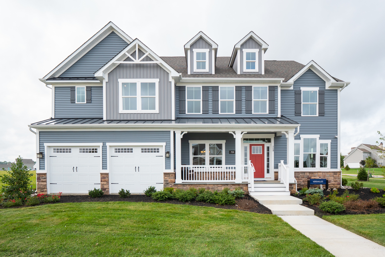 New Homes For Sale At Parkside In Middletown De Within The