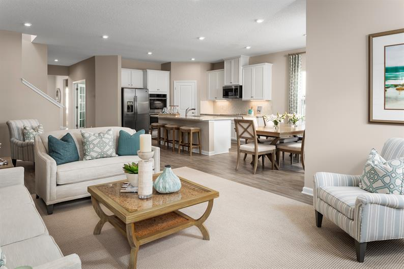 Floorplans With Superior Style in Odessa, Florida