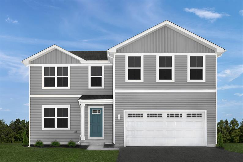 Welcome to Ridgely Forest Single Family Homes!