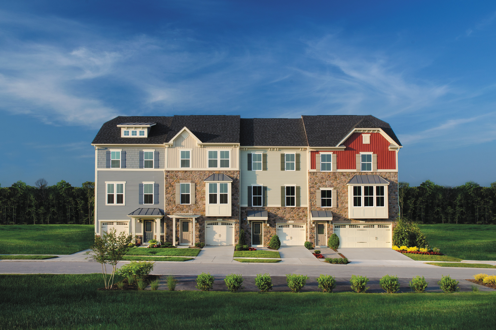 New Homes For Sale At Hermitage Townes In Henrico Va