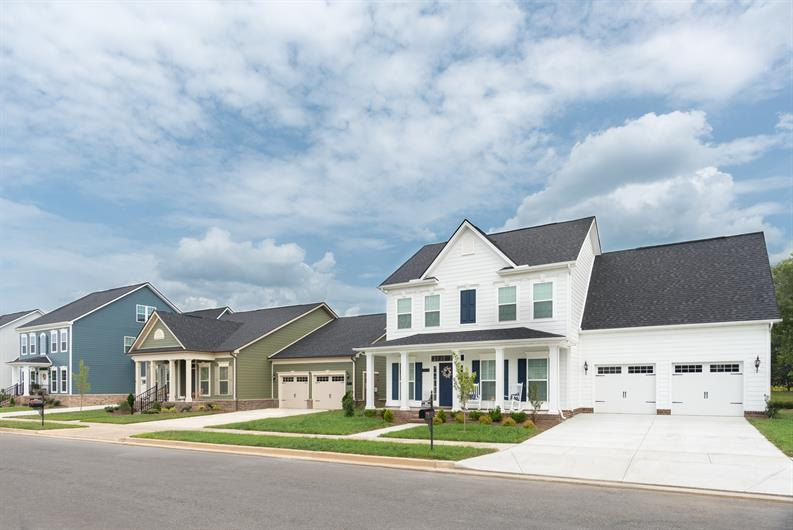 New Homesites Now Selling