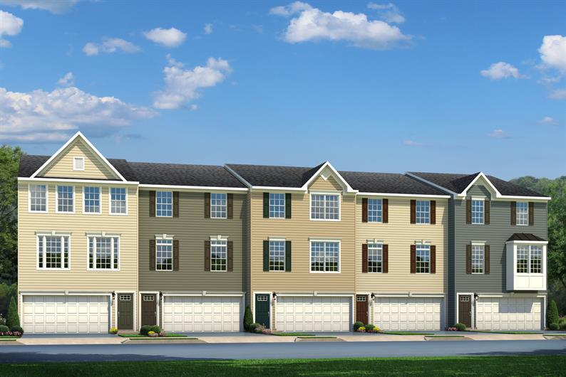 AFFORDABLE GARAGE TOWNHOMES COMING THIS SUMMER TO STAFFORD!