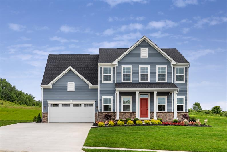 CHARMING EXTERIORS WITH OPTIONAL CRAFTSMAN DETAILS