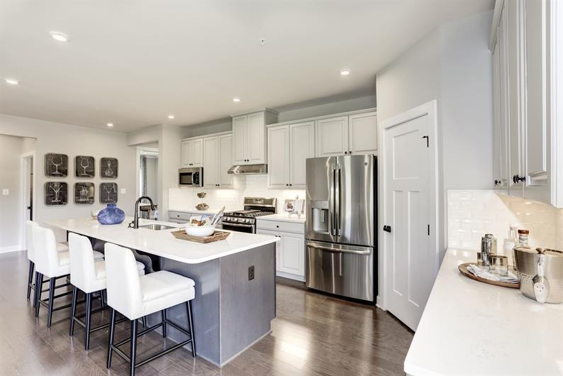 Enjoy More of Your Home with an expansive kitchen