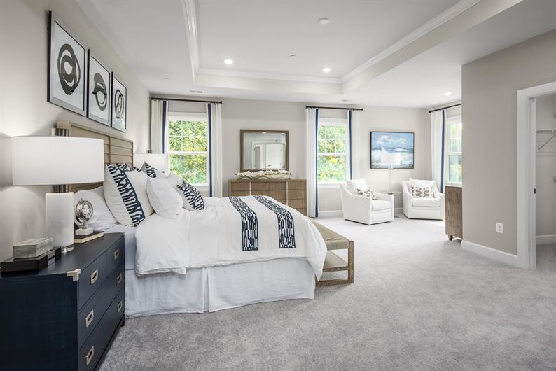 First-Floor Owner's Suites