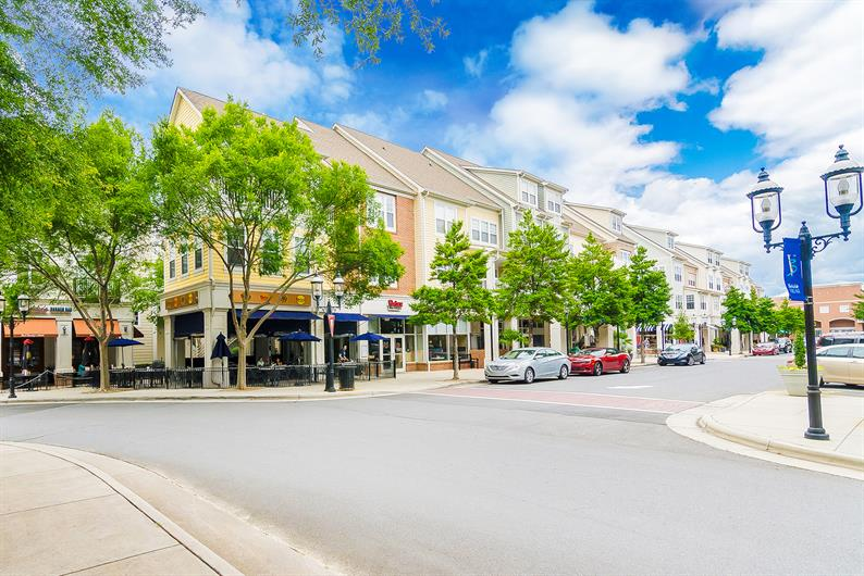 Birkdale Village for Shopping, Dining, and More