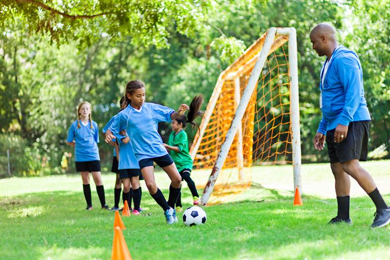 Upward Star Center offers athletic fields and more