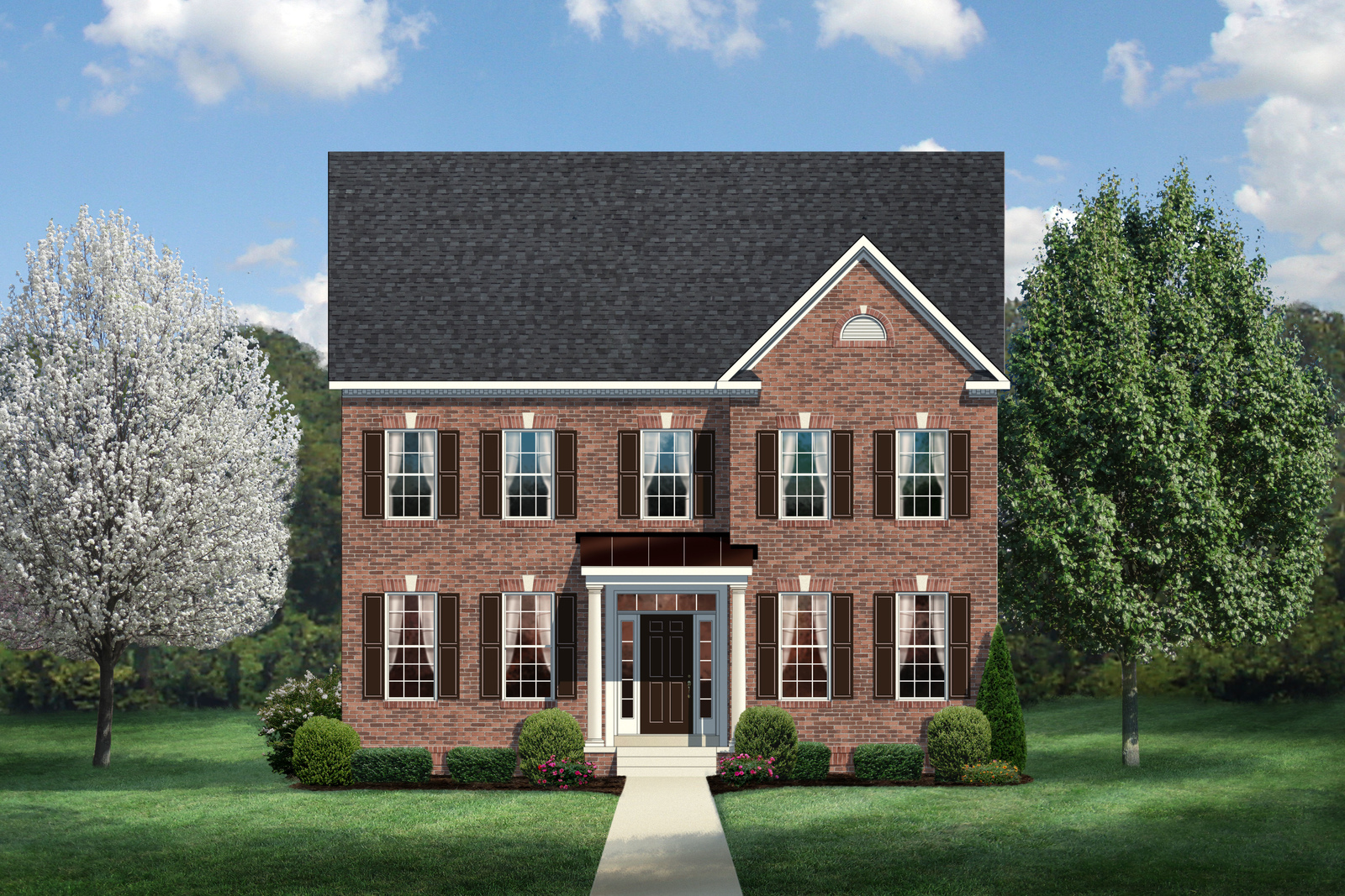 Maple Lawn New Homes For Sale