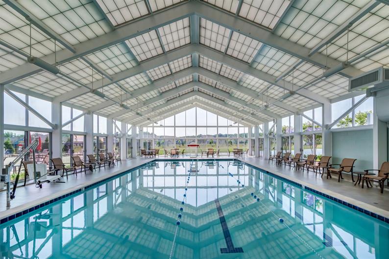 Exclusive Active Adult Indoor pool