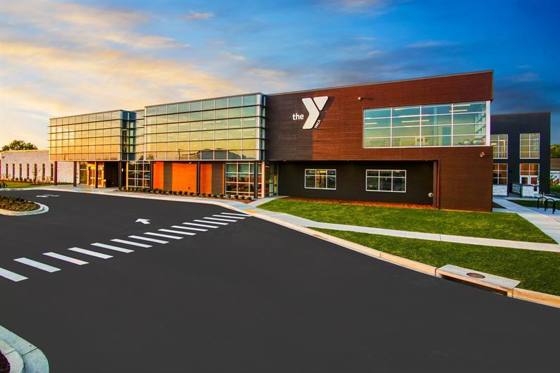Urbana's Brand New YMCA is Now Open