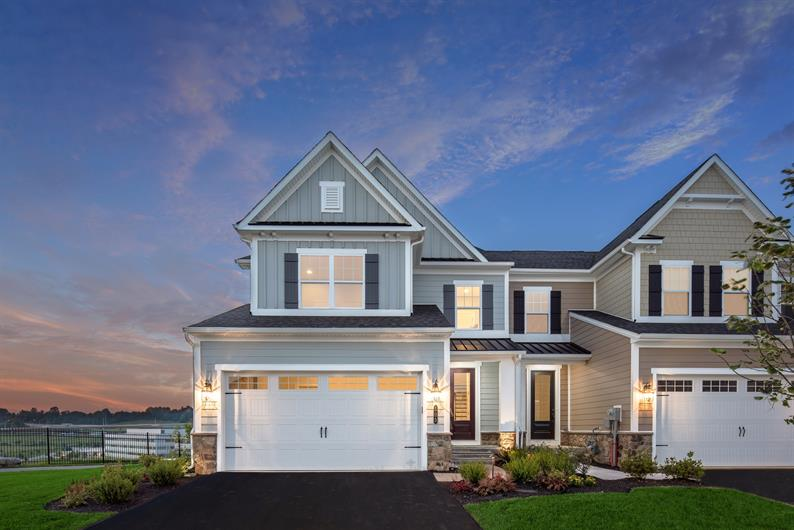 3-4 BEDROOM GRAND TOWNHOMES