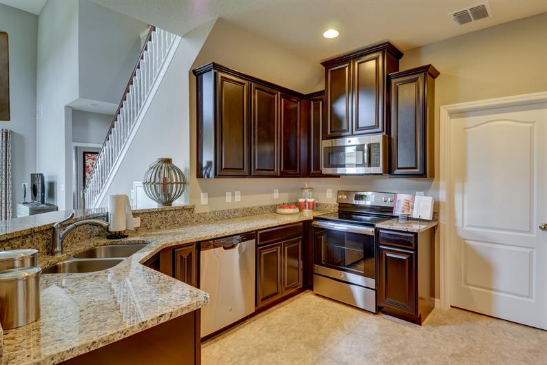 Enjoy the Convenience of Townhome Living