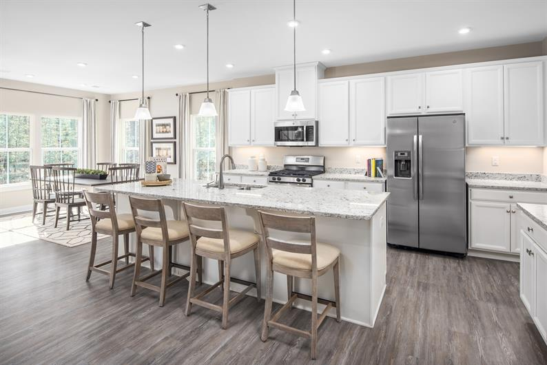 FINALLY HAVE YOUR DREAM KITCHEN