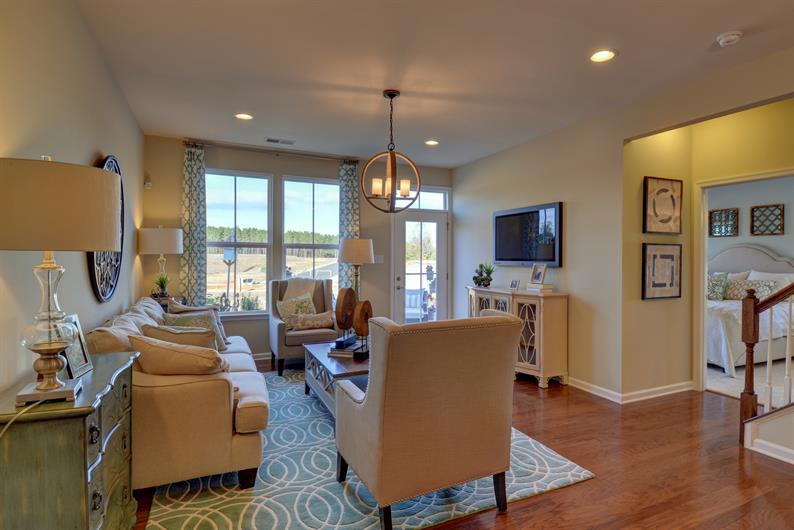 The Ease of a 1st Floor Owner's Suite