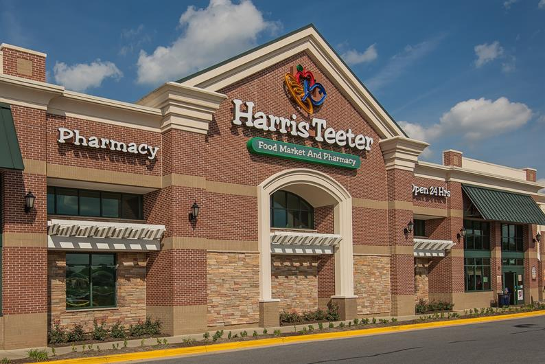 Grab Groceries at Harris Teeter Just 1 Mile Away