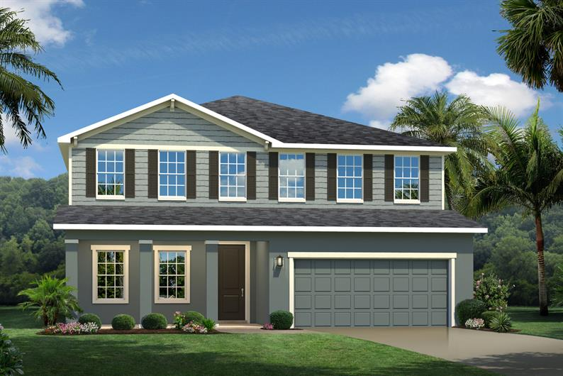 Offering One- and Two- Story Homes