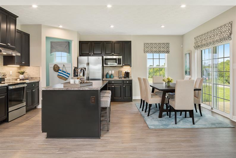 Luxe Finishes in your new kitchen