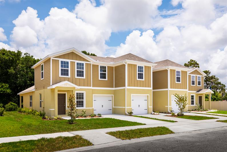 Welcome Home to Anclote Square