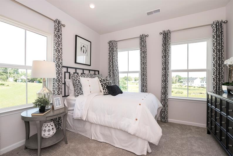 Gorgeous Space Bedrooms