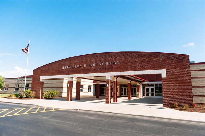 Sought After Mars School District