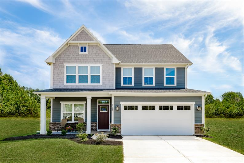 COME SEE OUR TOP SELLING 2 STORY HOME THE COLUMBIA