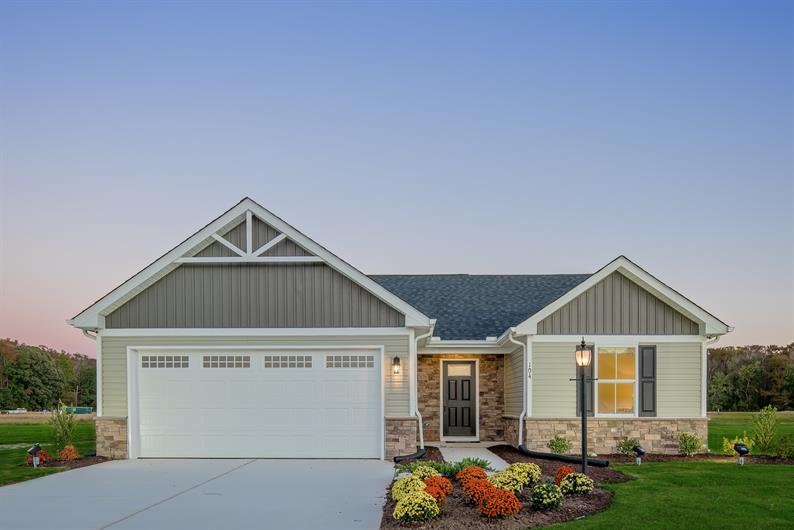 Lawn Maintenance and Landscaping are Included!