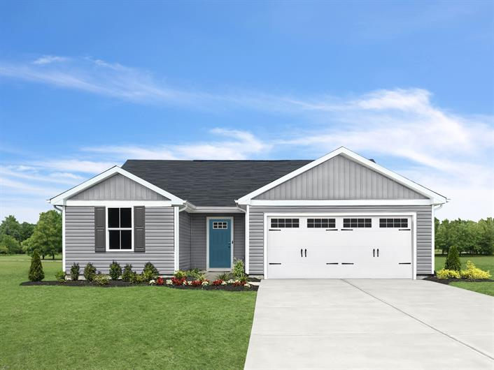 2-STORY & RANCH FLOORPLANS AVAILABLE AT WOODSIDE PARK