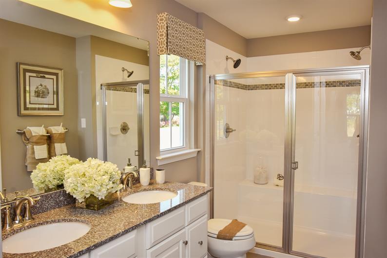 Owner's Bath Retrest