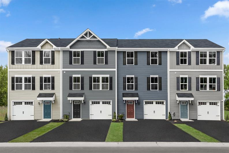 Become a VIP at Heron Point Townhomes!