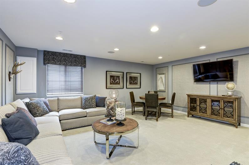 SPACIOUS FINISHED BASEMENTS INCLUDED