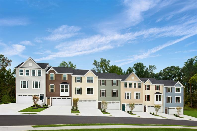 AFFORDABLE GARAGE TOWNHOMES SELLING FAST IN STAFFORD!