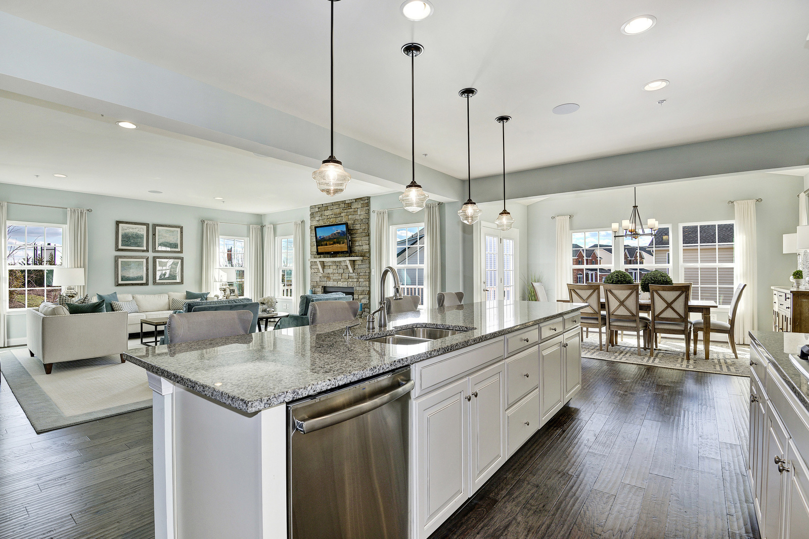 New Model Homes Northern Virginia