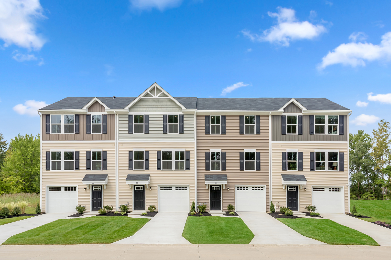 Awesome New Homes For Sale At Brookstone Trace In Milford De Within Home Interior And Landscaping Transignezvosmurscom
