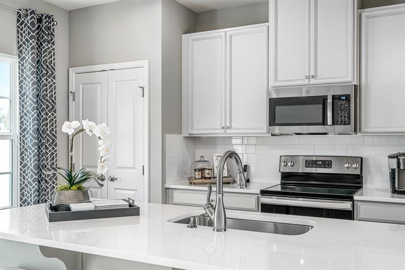 Dreamy Kitchen Finishes To Suit Your Style
